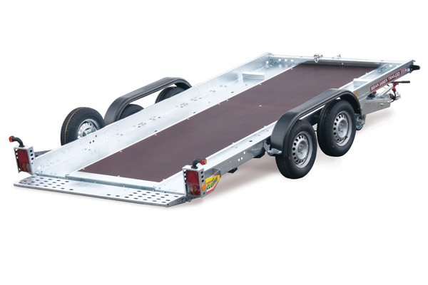 Brian James Tilt Bed Car Trailer For Sale